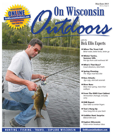 On Wisconsin Outdoors May-June 2013 issue