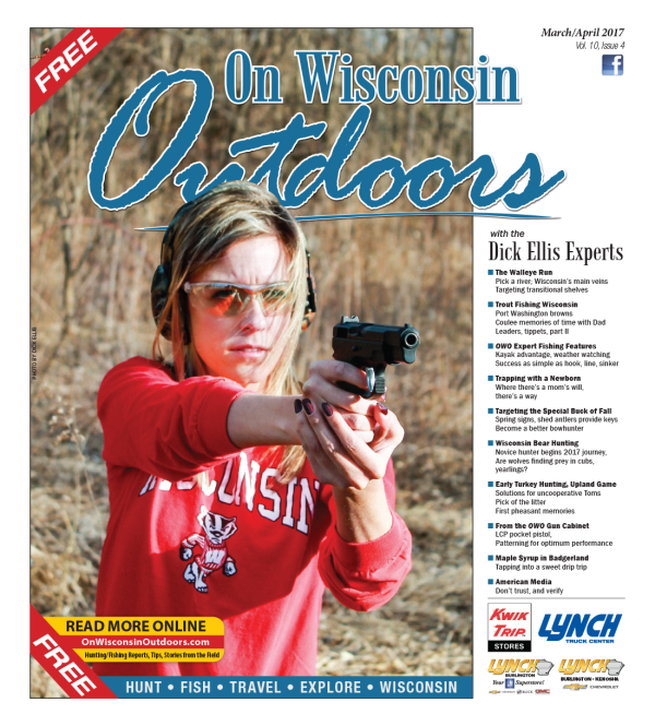 2017 Mar-Apr On Wisconsin Outdoors