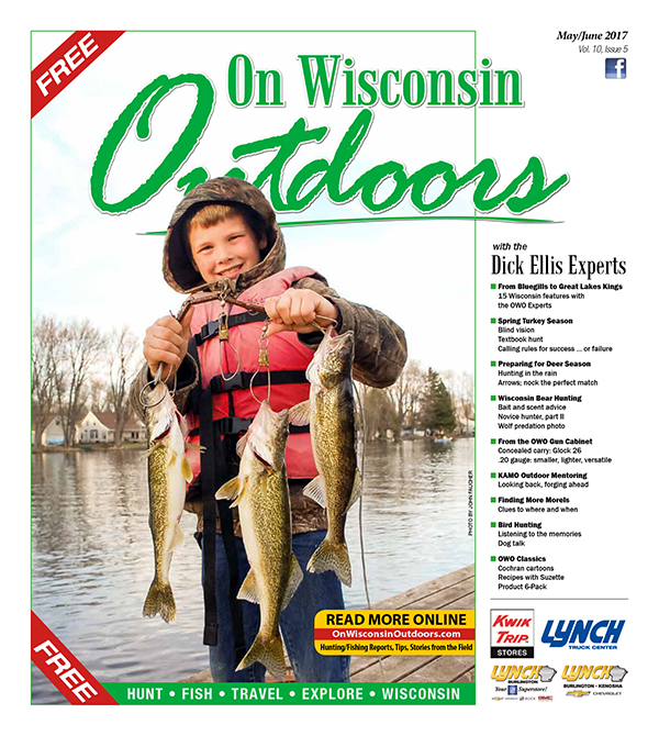 2017 May-June On Wisconsin Outdoors