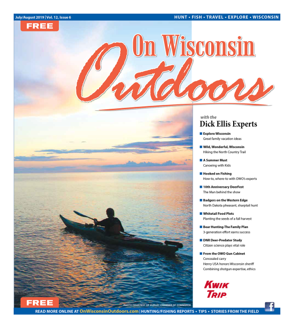 Online versions of On Wisconsin Outdoors with the Dick Ellis