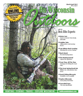 On Wisconsin Outdoors March/April 2013 issue