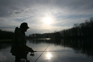 Coming and going on the wolf river on wisconsin outdoors for Wolf river fremont fishing report