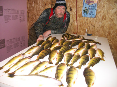 On wisconsin outdoors with dick ellis for Nd game and fish stocking report