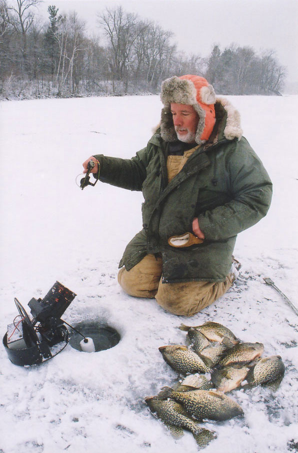 Ice fishing reports polk county wisconsin best fish 2017 for Ice fishing reports